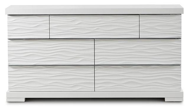Ocean Drive White Dresser (1)