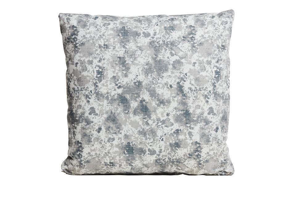 """Shore GRAY 20"""" Indoor/Outdoor Accent Pillow,  (0)"""