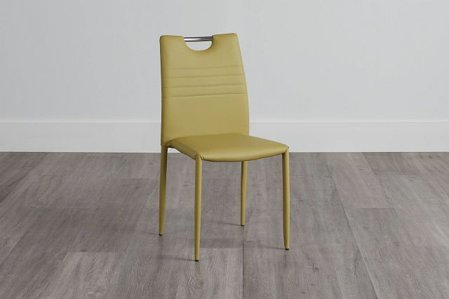 Skyline Light Green Upholstered Side Chair (0)