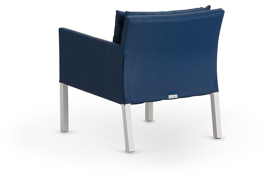 Lisbon Navy Chair