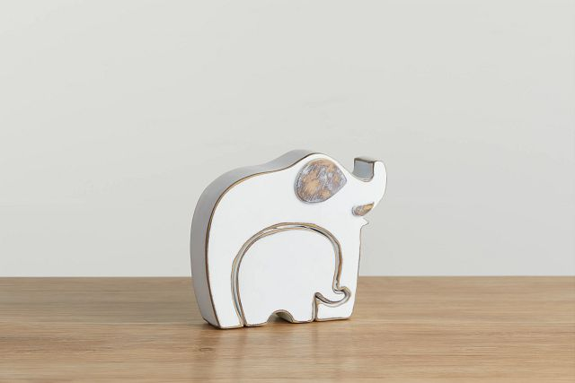 Ellie White Tabletop Accessory (0)