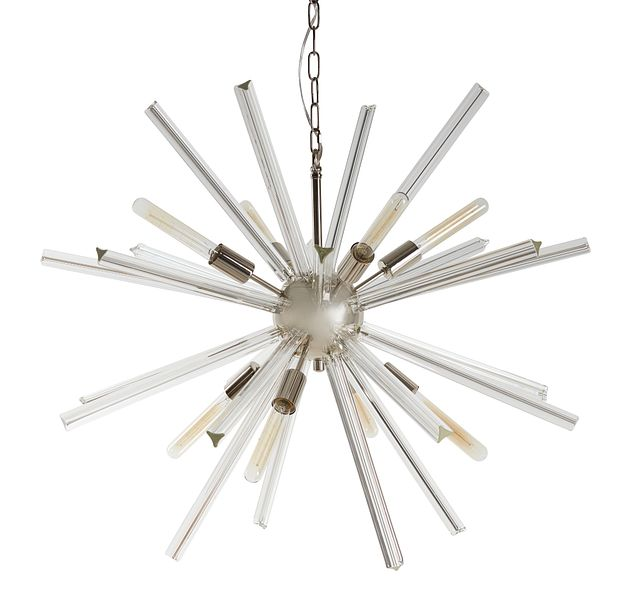 Theodore Clear Chandelier (0)