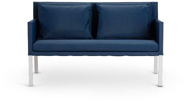 Lisbon Navy Sofa (1)