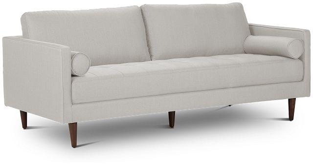 Rue Light Beige Fabric Sofa (2)