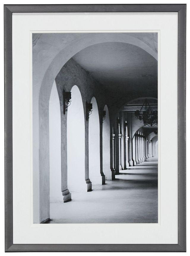 Pillar Gray Framed Wall Art (0)