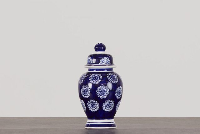 Lila Blue Jar (0)