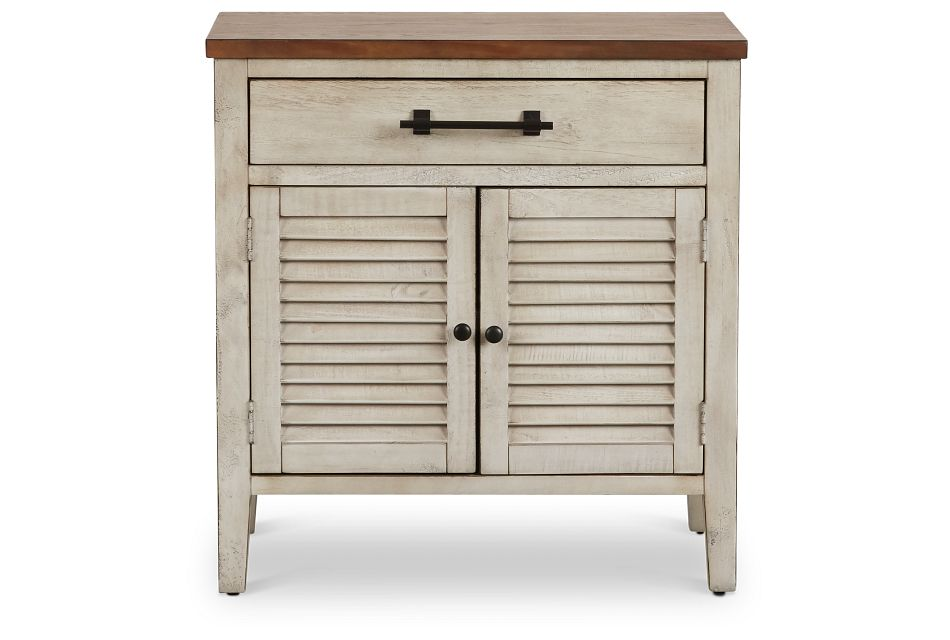 Chesapeake Two-Tone Cabinet,  (1)
