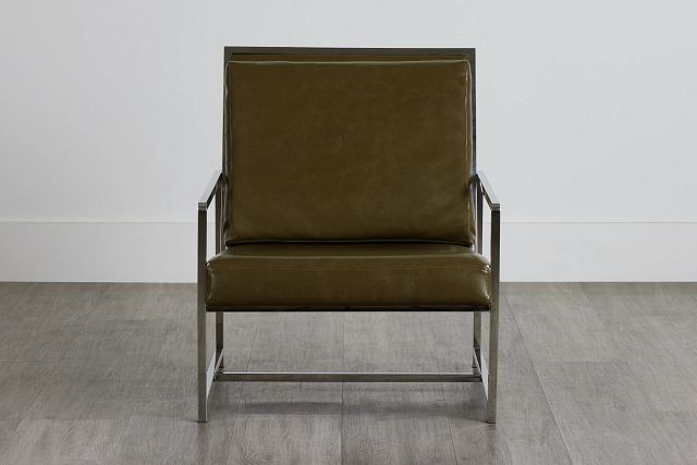Harvey Green Uph Accent Chair (0)