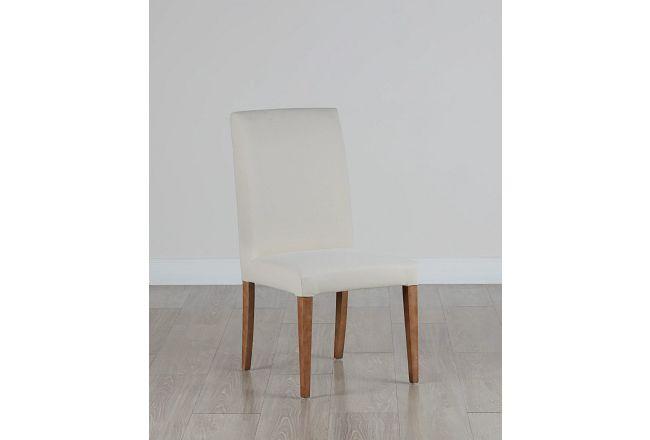 Destination Light Tone Side Chair