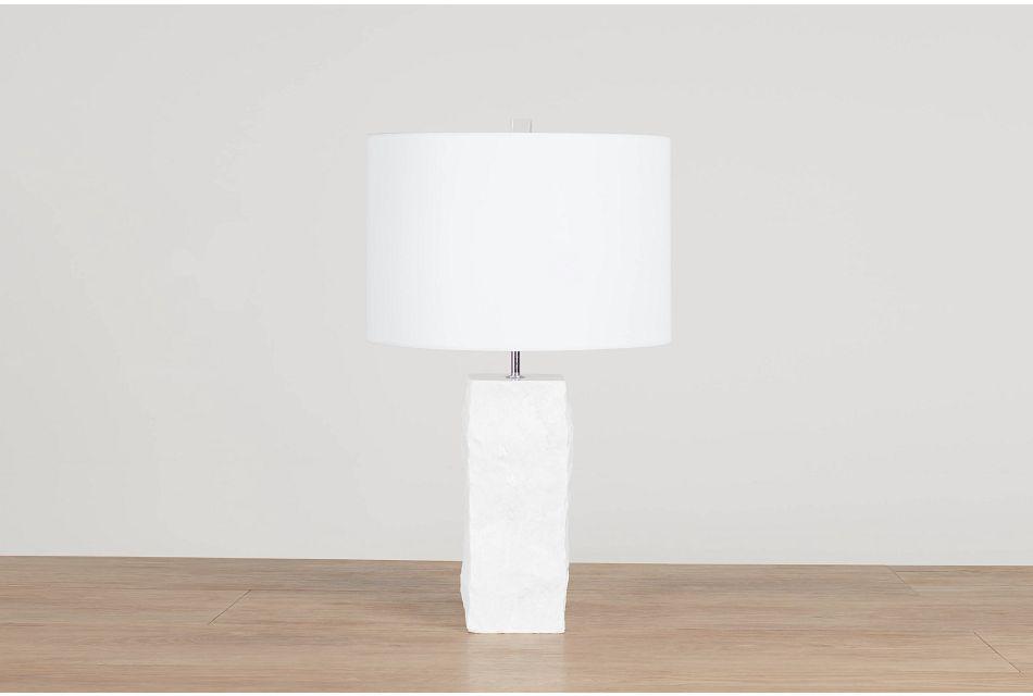 Posie Marble  Table Lamp,  (0)