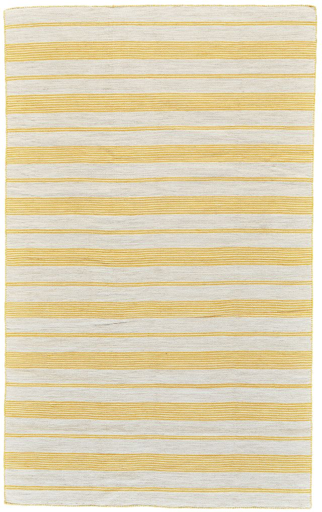 Duprine Yellow Indoor/outdoor 5x8 Area Rug (0)