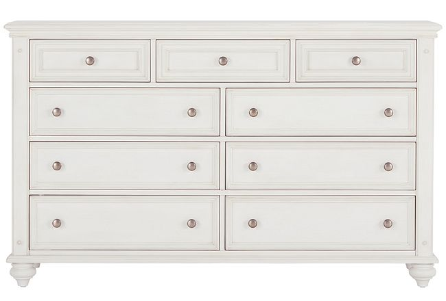 Savannah Ivory Dresser