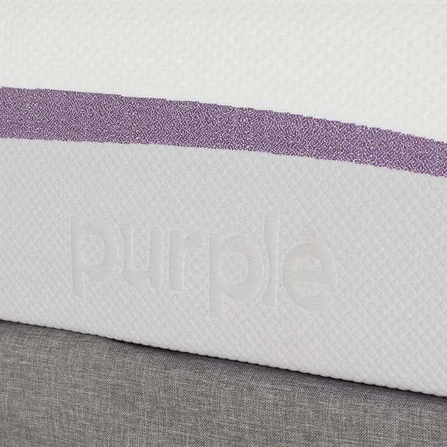Purple Adjustable Mattress Set (3)