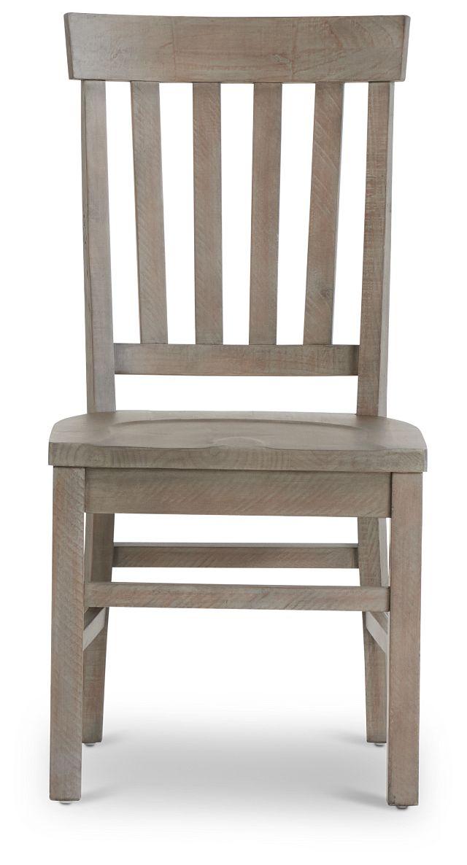 Sonoma Light Tone Wood Side Chair (3)