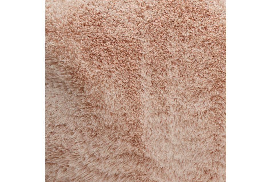"""Kaycee Light Pink 24"""" Accent Pillow"""