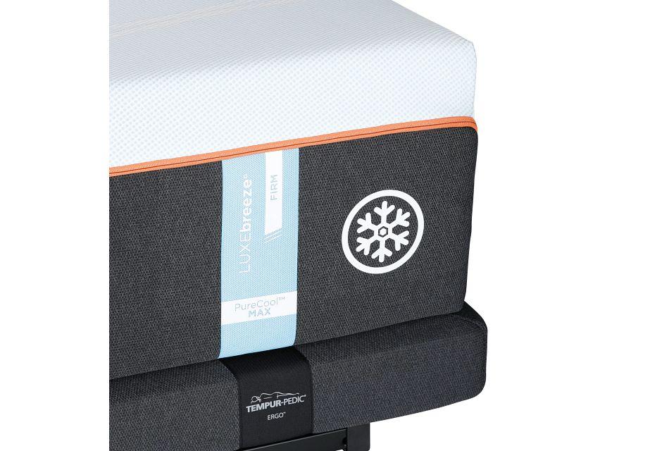Tempur-luxebreeze™ Firm Ergo Sleeptracker Adjustable Mattress Set