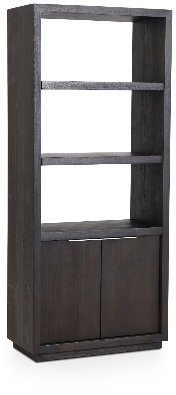 Madden Dark Tone Bookcase (2)