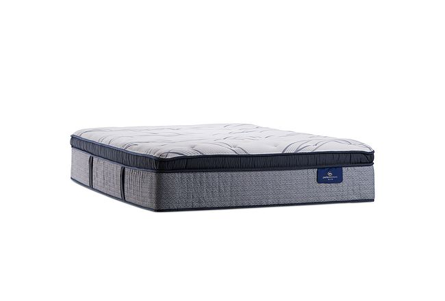 "Serta Clearlake Plush 14.75"" Pillow Top Mattress"