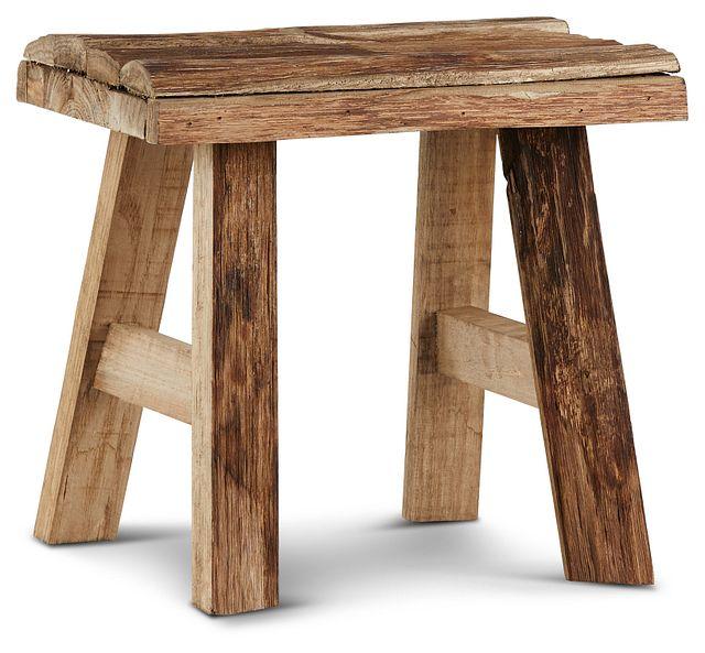 Caden Mid Tone Wood Stool (1)