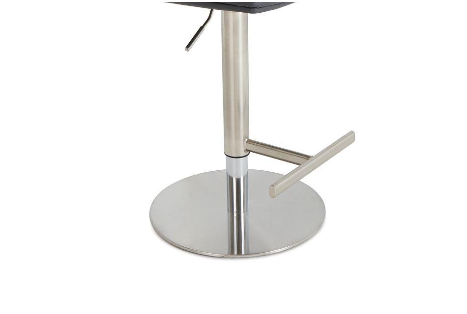 Ellis Gray Uph Adjustable Stool