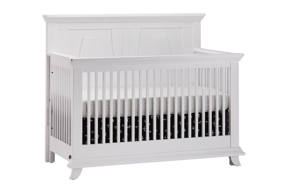 Imperial White 4-in-1 Crib