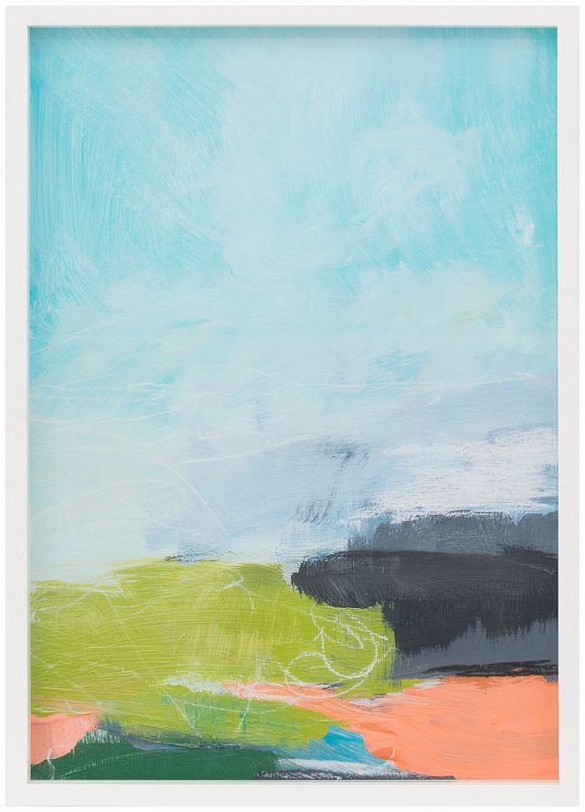 Marella Blue Framed Wall Art (0)
