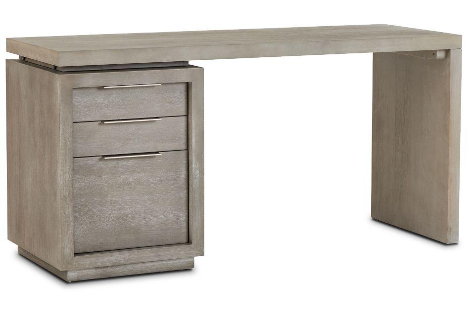 Madden Light Tone Desk,  (3)