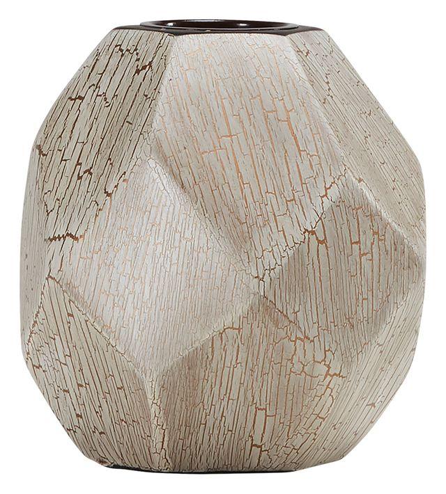 Emma White Vase (0)
