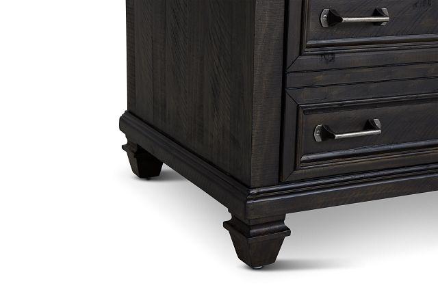 Sonoma Dark Tone File Cabinet