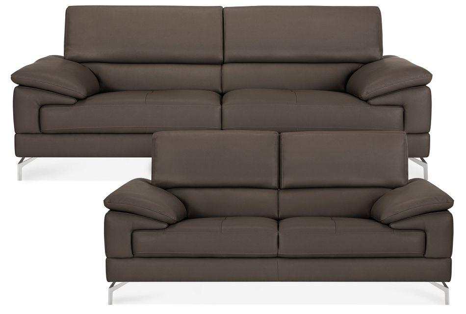 Dash Dark Gray  Micro Living Room,  (1)