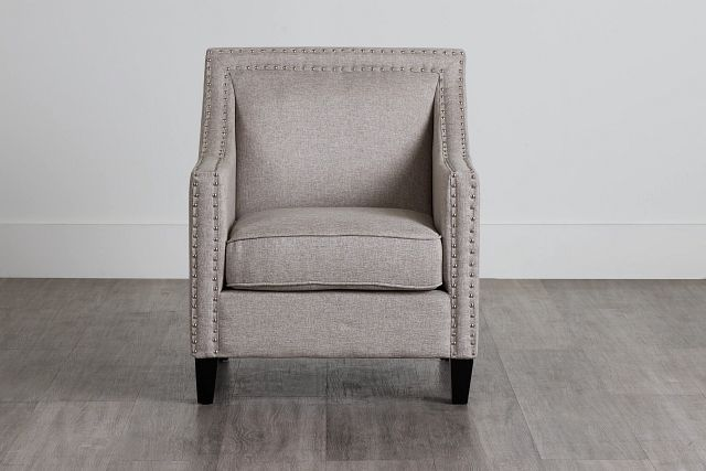Erica Gray Fabric Accent Chair (0)
