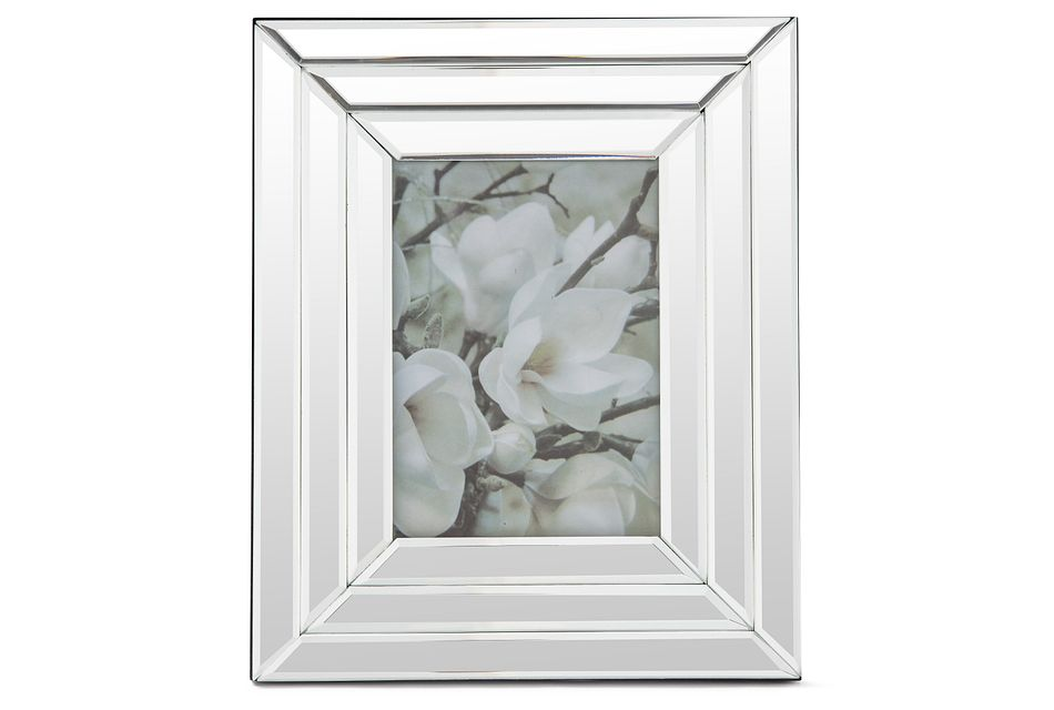 Brielle Silver Large Picture Frame,  (0)