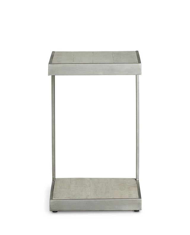 Amber Gray Wood Chairside Table (1)