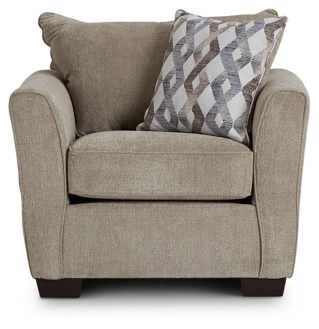 Myra Beige Fabric Chair (3)