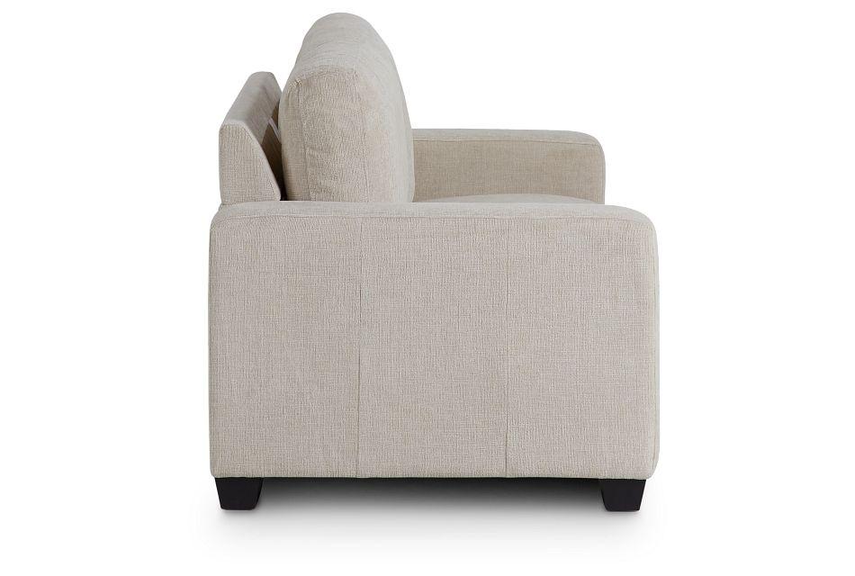 Estelle Beige Fabric Sofa,  (3)