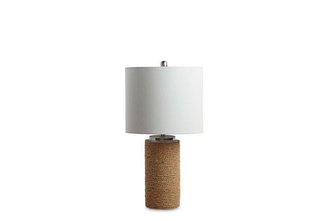 Lakeland Brown Table Lamp