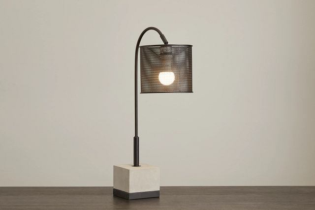 Orion Cement Table Lamp (0)
