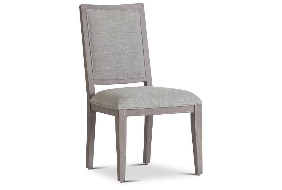 Tribeca Light Tone Wood Side Chair,  (1)