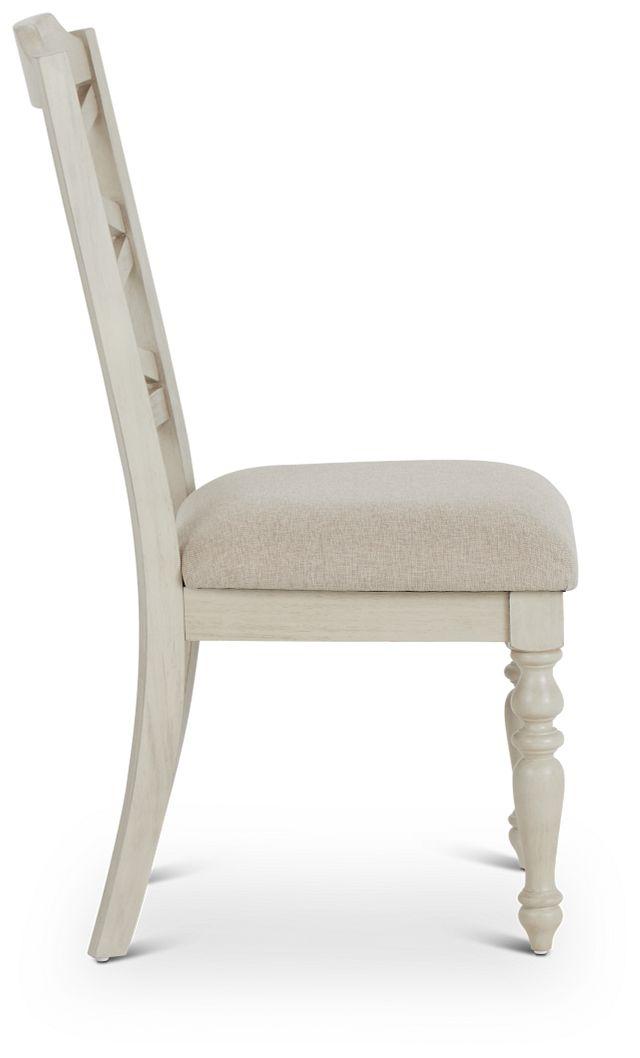 Lexington Ivory Side Chair (2)