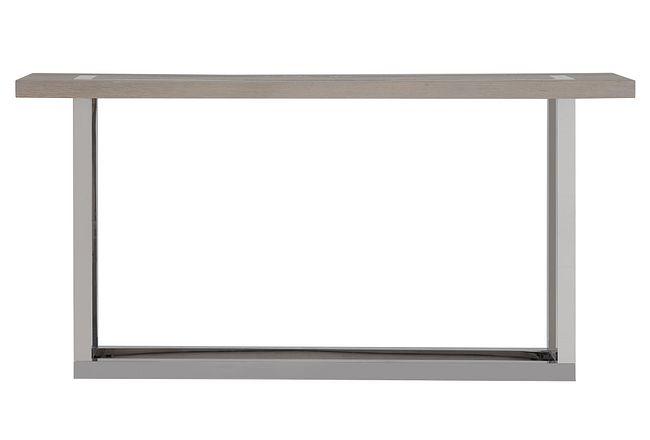 Berlin Light Tone Wood Sofa Table