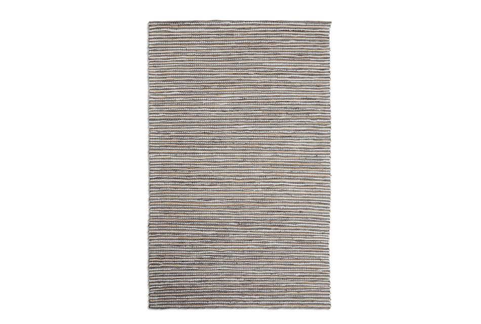 Sydney Gray Woven 5x8 Area Rug