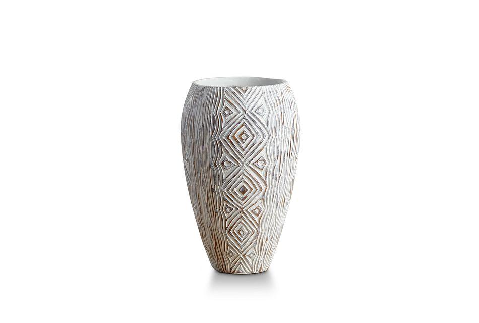 Piper Gray Vase