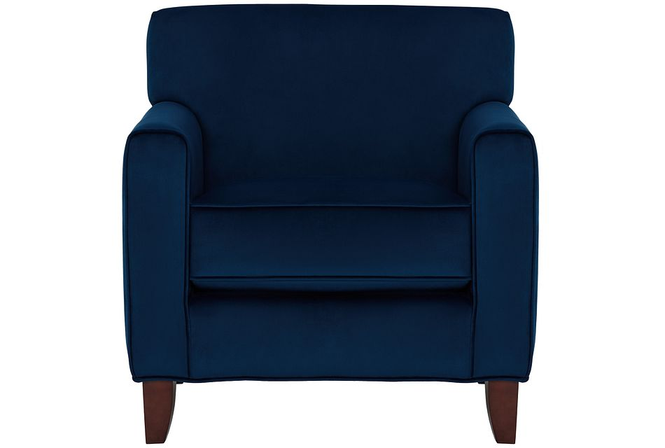 Royale Blue Accent Chair