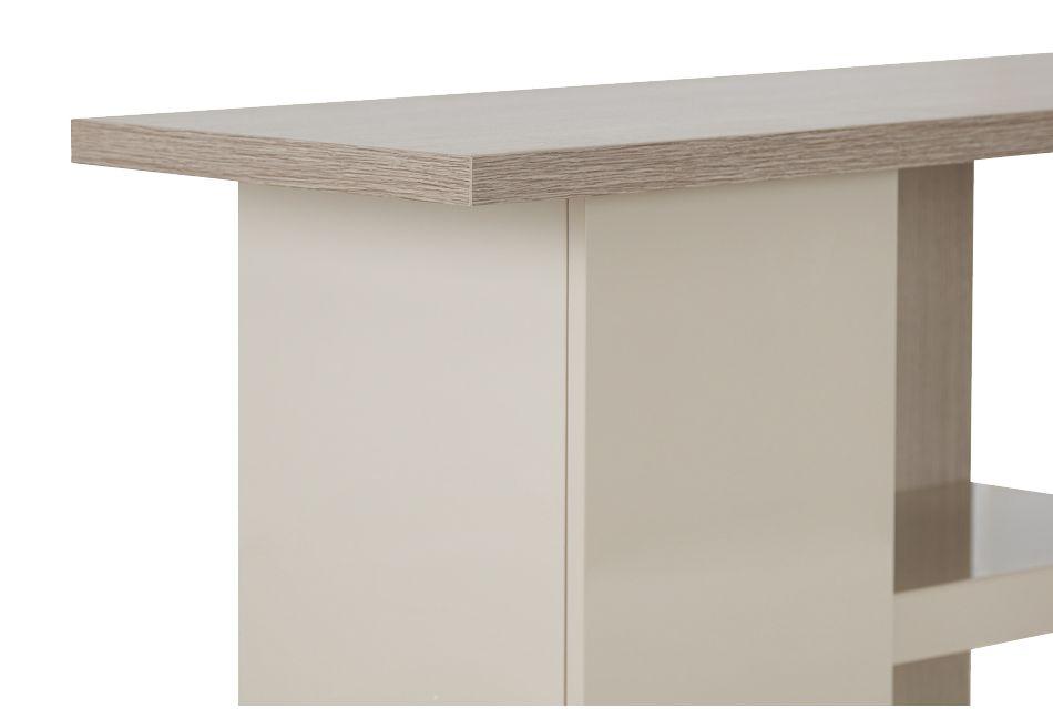 Caelan Light Tone Sofa Table