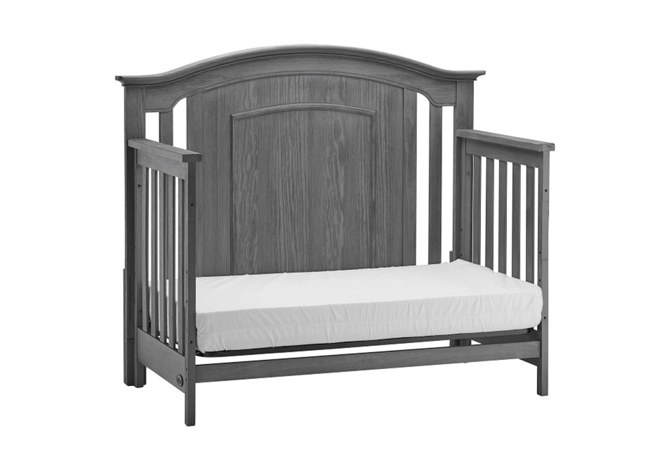 Willowbrook2 Gray 4-In-1 Crib,  (3)