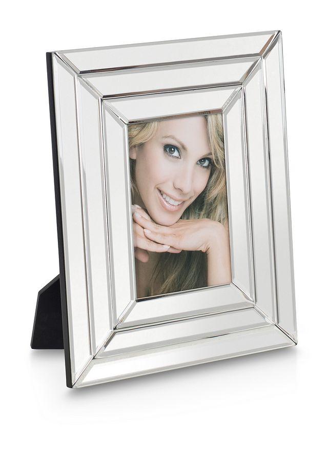 Brielle Silver Small Picture Frame (1)