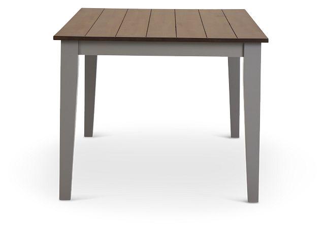 Sumter Gray Rectangular Table (3)