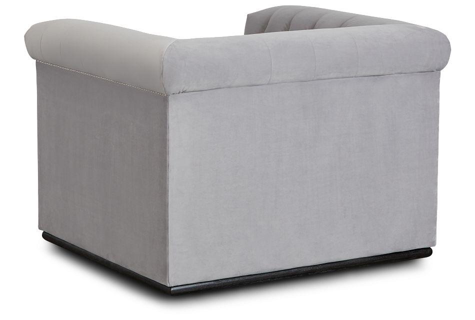 Blair Gray Micro Chair
