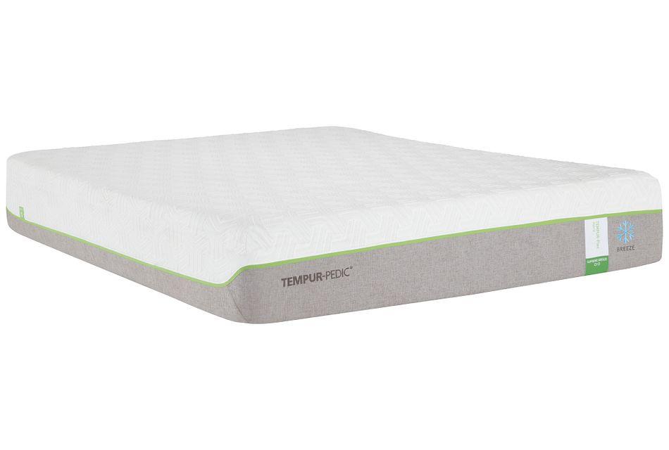 Tempur-flex® Supreme Breeze Mattress