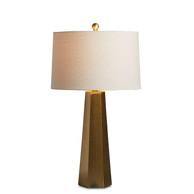 Marsham Light Beige Table Lamp (3)